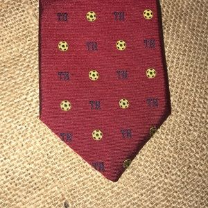 Tommy Hilfiger ⚽️ boys ⚽️ soccer tie